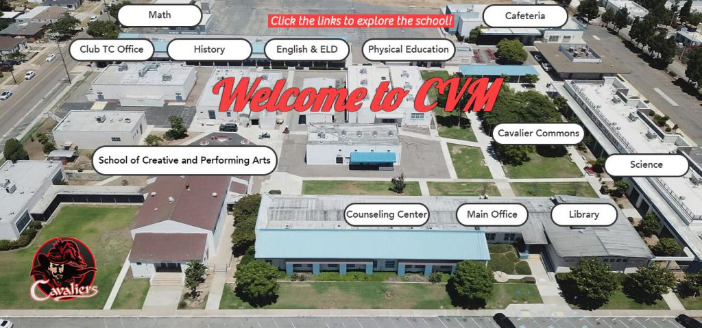 Click here for the CVM Virtual Campus Orientation Website